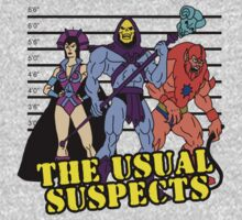 The Usual Suspects: The Horde by Extreme-Fantasy