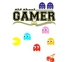 GAMER - Old Skool (iPad) by Adam Angold