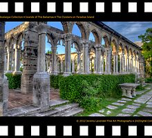 Nostalgia Collection • Islands of The Bahamas • The Cloisters on Paradise Island by 242Digital