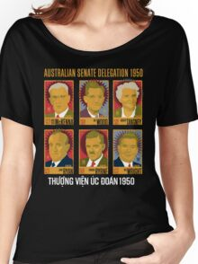 Australian Senators Vietnamese Saints Women's Relaxed Fit T-Shirt