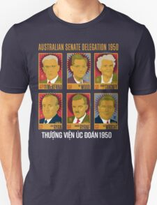 Australian Senators Vietnamese Saints T-Shirt