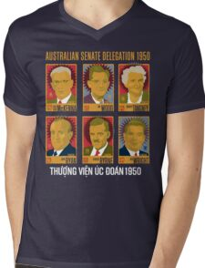 Australian Senators Vietnamese Saints Mens V-Neck T-Shirt