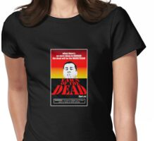 Yawn of the Dead Womens Fitted T-Shirt