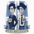 Nerd Britannia by DoodleDojo