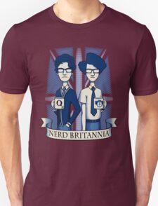 Nerd Britannia T-Shirt