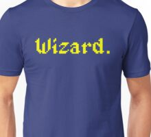 8-Bit Wizard Gamer Unisex T-Shirt