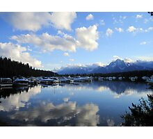 Reflection Lake Photographic Print