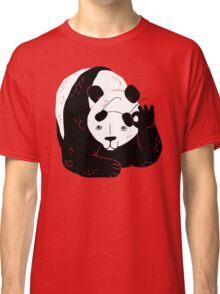 Panda Glasses Classic T-Shirt