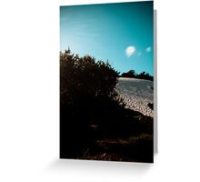Dunas and Sky [ iPad / iPod / iPhone Case ] Greeting Card