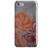 Orange and Red iPhone Case/Skin