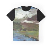 Winter moving in Graphic T-Shirt