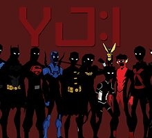 YJ:I New Team by YJTees