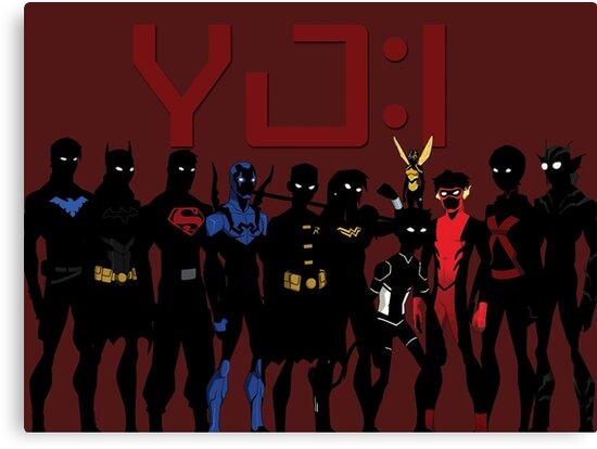 YJ:I New Team by YJTees