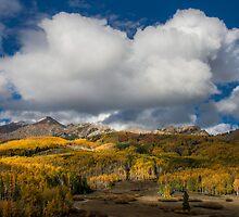 Ruby Peak by Armando Martinez