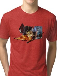 Harry Potter in Watercolour Tri-blend T-Shirt