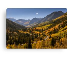 Marble, CO Canvas Print