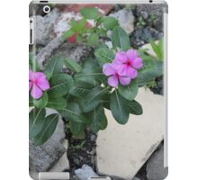 Philippine flowers iPad Case/Skin