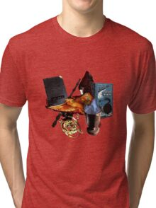 Harry Potter in Watercolour Version 2 Tri-blend T-Shirt