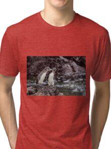 Get off my Cloud Tri-blend T-Shirt