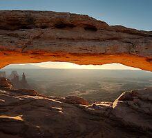 Mesa Arch by Armando Martinez