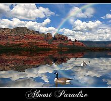 Almost Paradise... by Yasmin Simpson