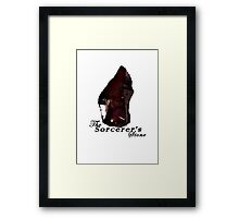 The Sorcerer's Stone Framed Print