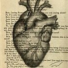 anatomical heart  by JordanBlumer