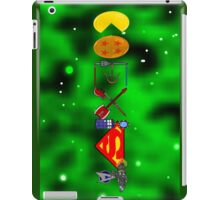 Coexist 2.0 with background iPad Case/Skin