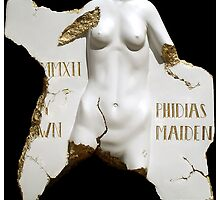 Pheidias Maiden by Troy Brown
