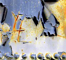 Peels, Rust and Rivets by AuntDot