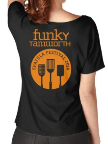 Tamworth Spatula Festival 2014 Women's Relaxed Fit T-Shirt