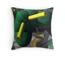 Pegged Throw Pillow