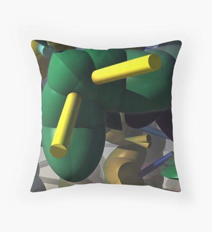 Pegged Throw Pillow