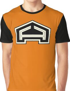 Cool House Music Symbol Graphic T-Shirt