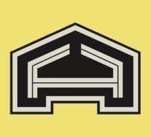 Cool House Music Symbol Kids Tee