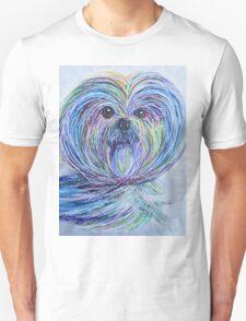 Purse Pup Portrait ... SHIH TZU T-Shirt