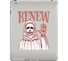 Renew iPad Case/Skin