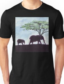 Africa's Grandest Animal Unisex T-Shirt
