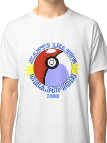Kanto League Champion Classic T-Shirt