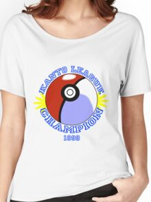 Kanto League Champion Women's Relaxed Fit T-Shirt