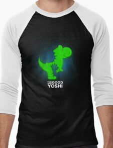 The Good Yoshi Men's Baseball ¾ T-Shirt