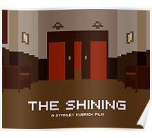 The Shining, Elevator Poster