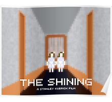 The Shining, Twins Poster