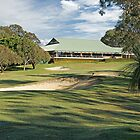 Clubhouse, Southport Golf Club, Gold Coast, Queensland by Gregory Hale