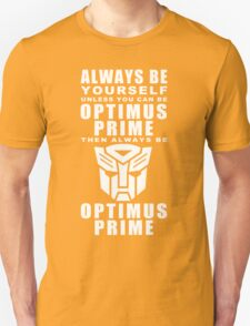 Always - Prime T-Shirt