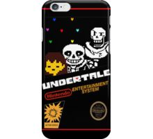 Undertale NES Edition iPhone Case/Skin