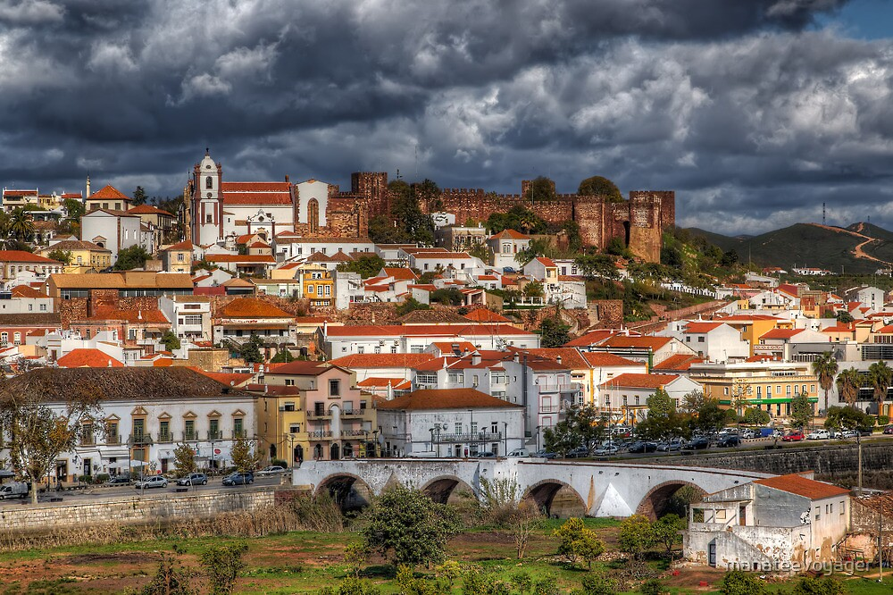 City Of Silves by manateevoyager