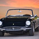 Ferrari Sports Convertible by DaveKoontz