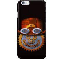 steampunk smileyface iPhone Case/Skin