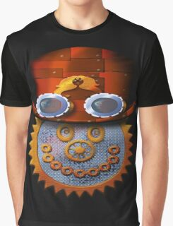 steampunk smileyface Graphic T-Shirt